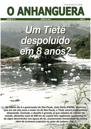 Jornal Anhanguera nº 27 - Ano II - Junho de 2019
